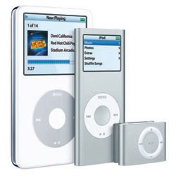 Apple's iPod family could be adding another member