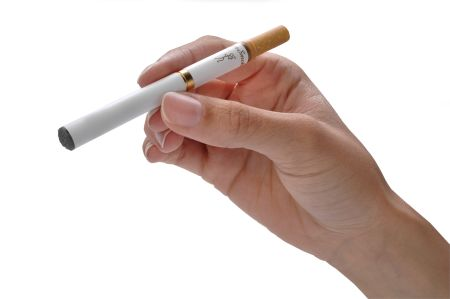 SuperSmoker electronic cigarette