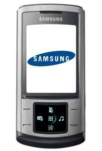 Samsung Soul SGH-U900 silver mobile phone handset