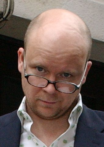 Toby Young, author of How To Lose Friends And Alienate People