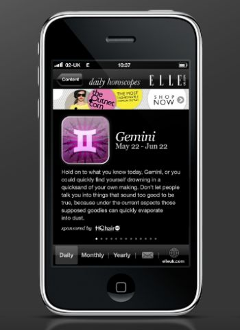 Elle_UK_horoscope_iphone_app2