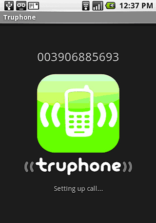 Truphone_android_app