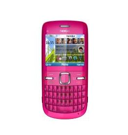 Nokia_c3_hot_pink