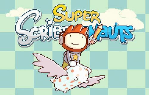 super_scribblenauts
