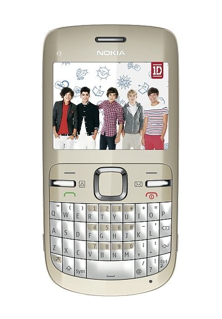 Nokia one direction phone 2
