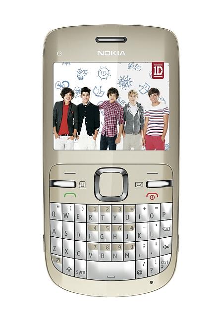 Nokia one direction phone 2